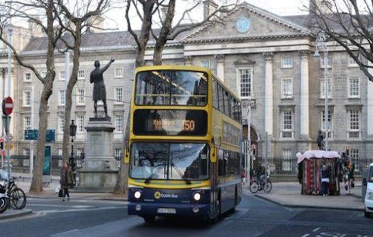 都柏林交通攻略-都柏林公交