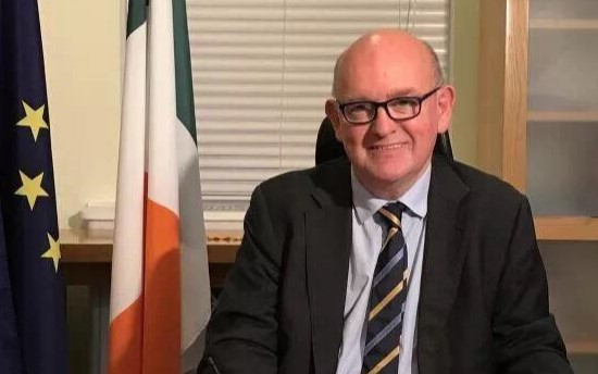 Irish ambassador
